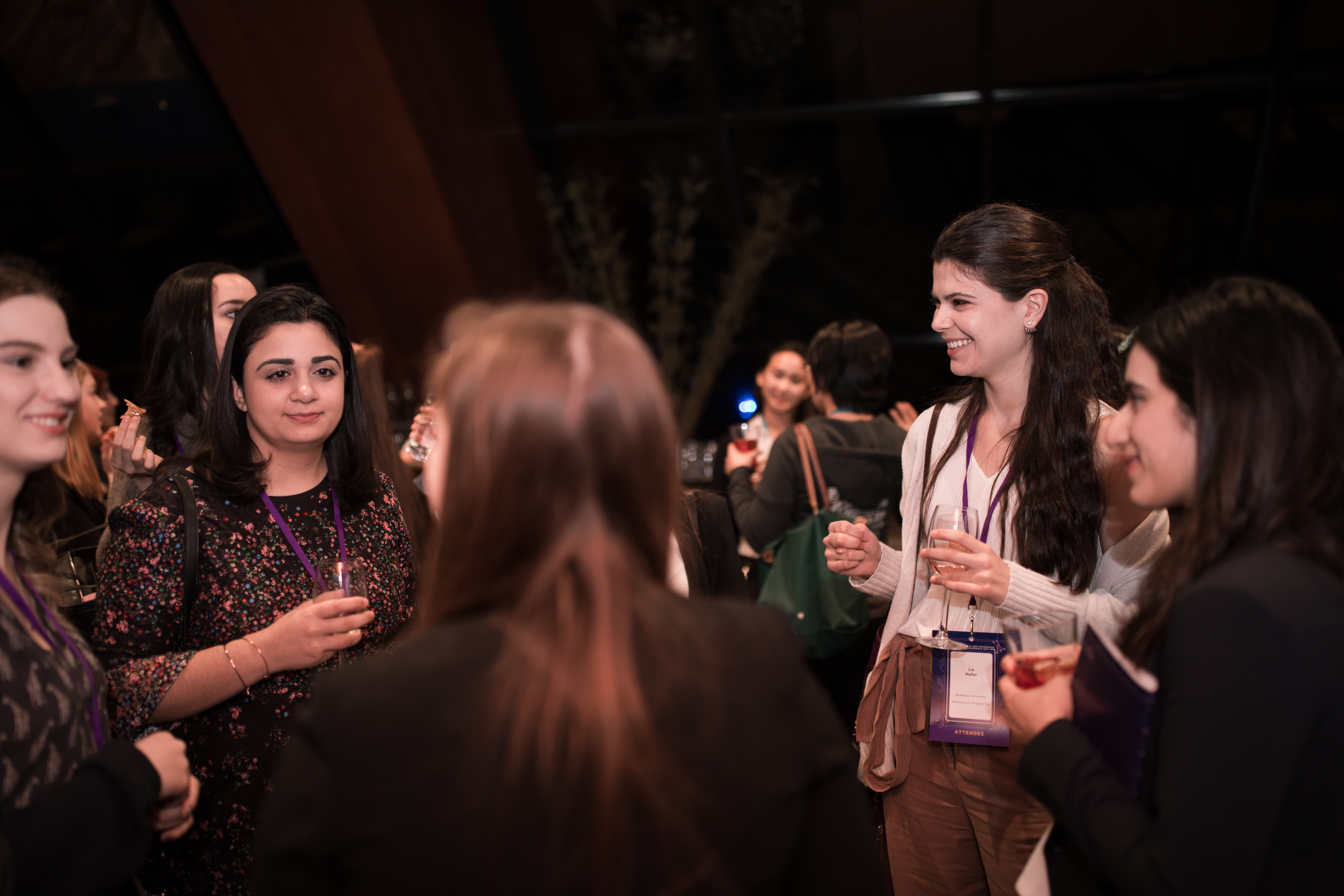 Networking with Students